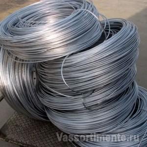 Проволока алюминиевая электротехническая 0,08 мм АТ ГОСТ 6132-63